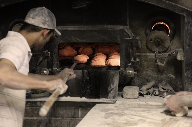 パン屋でバイトをするとスキルが身に付く