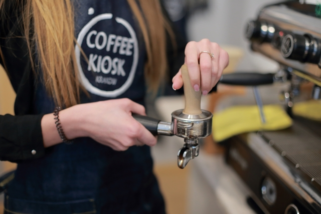 カフェの混む時間帯