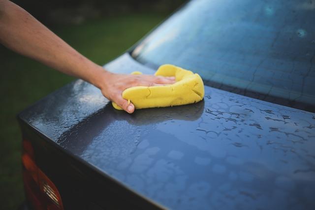 ガソスタのバイトは洗車がきつい