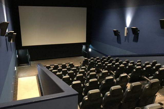 出会いの多い映画館バイト