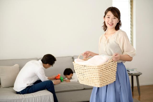 家事との両立の不安を解消する