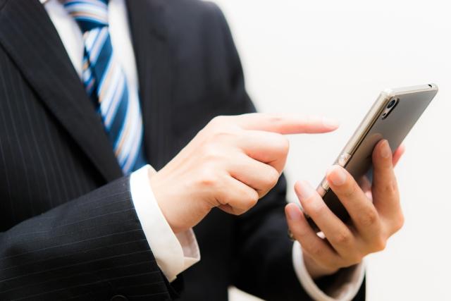 高時給な携帯電話販売のバイト