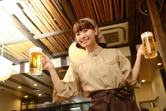 居酒屋バイトの向き不向き